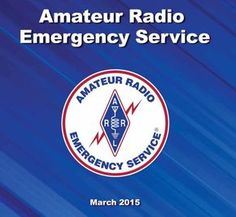 Updated Amateur Radio Emergency Service Manual Now Online Emergency Radio, Emergency Response, Emergency Preparedness, Radios, Ham Radio Operator, Ham Radio Antenna, Communication, Manual, Solar Energy