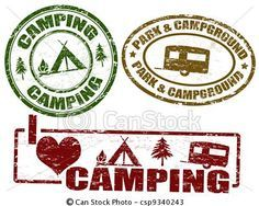 free camping clipart - Google Search