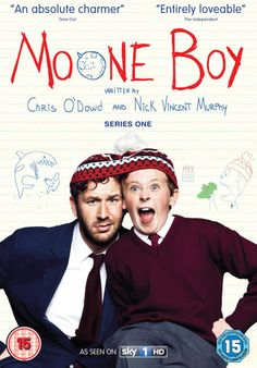 Moone Boy With Chris O'Dowd, David Rawle, Deirdre O'Kane, Peter McDonald. Martin Moone is a young boy who relies on the help of his imaginary friend Sean to deal with the quandaries of life in a wacky small-town Irish family circa Great Tv Shows, New Shows, Peter Mcdonald, Chris O'dowd, Bbc Tv, Comedy Tv, Best Shows Ever, Boys Who, Favorite Tv Shows