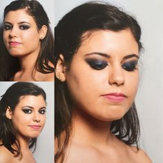 Make Up Artist Noite Evento ou para outra ocasião a seu gosto!  Produtos Make Up For Ever!