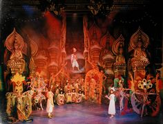 The Gallery - Aladdin 1993/4 - Theatre Royal Plymouth