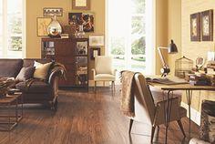 Beautiful Hardwood Flooring From Mohawk Flooring