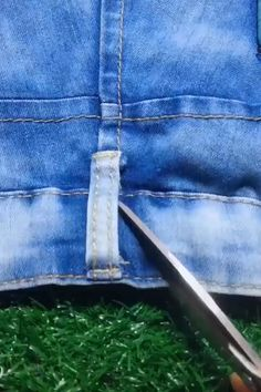 Stitching hacks to upgrade your clothes