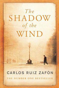 'The Shadow of the Wind' by Carlos Ruiz Zafón  - ELLE.com
