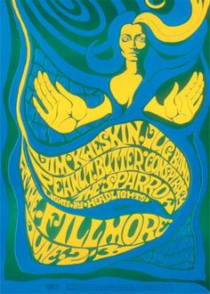 Read more: https://www.luerzersarchive.com/en/magazine/print-detail/32420.html Concert posters from 1966 and 1967. On this and the following page, classic posters from the 1960s. Tags: Bonnie MacLean