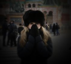 """Russian"" Lady"