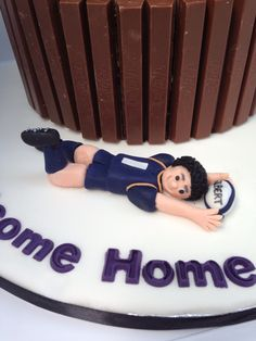 Rugby Rugby, Cakes, Men, Scan Bran Cake, Kuchen, Rugby Sport, Pastries, Cookies, Pies