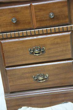 Refinishing Laminate Furniture On Pinterest Tv Cabinet Redo Laminate Furni
