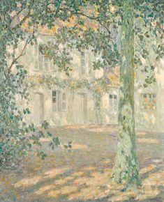 Impressionist Landscape, Art Studies, French Art, Magazine Art, Art Market, Vintage Images, Art Day, Flower Art, Photo Art