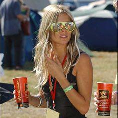 Music #Festival Hair