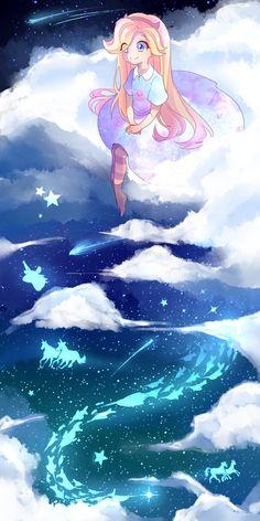 Star Galaxy by Aka-no-Sekai