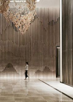 hotel aesthetic This is our daily lobby design ideas Hotel Lobby Design, Modern Hotel Lobby, Lobby Interior, Room Interior Design, Interior Ideas, Furniture Design, Lobby Furniture, Stylish Interior, Art Public