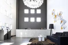 Helsfyr Panorma - Prosjektering og innredning av kontor og kantine - Areal: 800 m2 - Ferdigstilt: 2012 - 2013