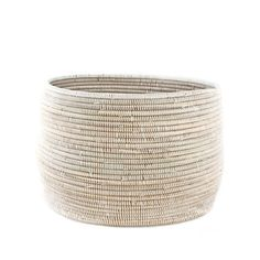 Delara Room Storage: Handmade Fair Trade Woven African Knitting Basket size: l x w x t Blanket Basket, Knit Basket, Basket Weaving, Woven Baskets, Home Decor Fabric, Home Decor Items, Storage Baskets, Fair Trade, Decoration
