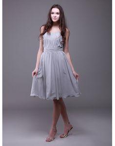 soft grey bridesmaid dresses - Google Search