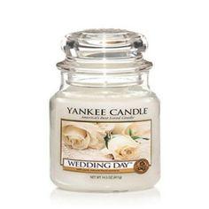 Yankee Candle Medium wedding day housewamer candle- at Debenhams Mobile