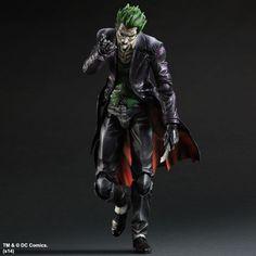 Arkham Origins: The Joker
