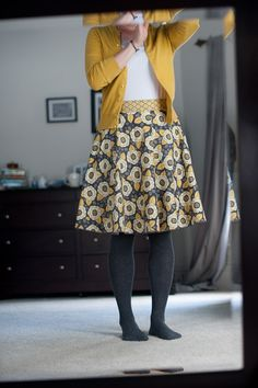 adorable skirt to make! fun for the summer in so many different colors!!!