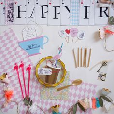 Blog Sweet Party Day : deco de fête, anniversaire, baby shower, DIY