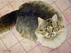Sue Lynn Cotton.  .Miss Kitty Gray.jpg (110038 bytes)