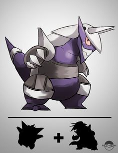 Fusion Aengarr by rey-menn on DeviantArt Pokemon Fusion, Pokemon Mix, New Pokemon, Cool Pokemon, Fan Art, Nerd Love, Anime, Digimon, Geek Stuff