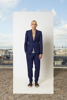Jean Paul Gaultier Spring 2014 Menswear - Collection - Gallery - Style.com