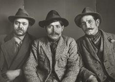 August Sander. Three Turks. 1924-30.