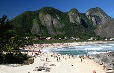 Praia de Itacoatiara, Niterói (RJ)