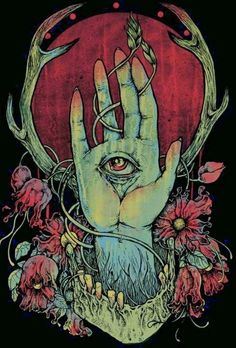 If anyone knows who the artist is, please let me know, so that they are properly credited.  Thank you, ~Vanessa N. Moylan
