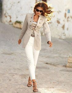 19 Trends In  Blazers- Women's Fashion 2013