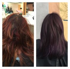 Black an purple
