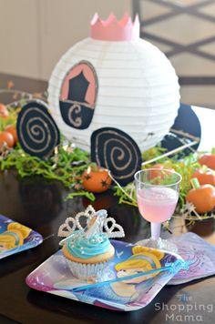 Cinderella's Royal Ball: Host a Magical Princess Party! | The Shopping Mama