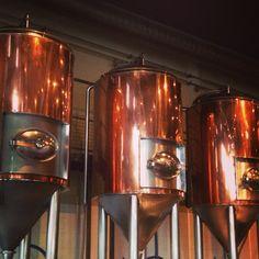 Citerne de bière  - Bercy Village - Paris