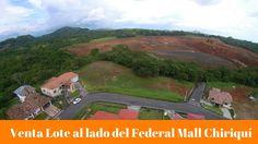 Venta de Lote de 4,380 m2 pegados al Federal Mall. Chiriquí Prestige Pan...
