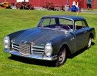 The words French, and V8, do not often come together. This Facel-Vega has interesting style, and is in superb shape. What makes this Frenchman special is that it boasts an all-aluminum Buick V8. The seller has named it a... more»