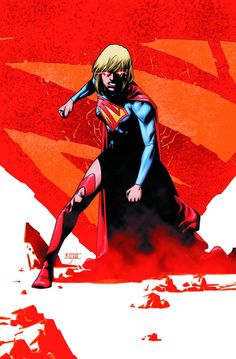 Supergirl Vol. Out of the Past (The New Supergirl Vol 4 Out of the Past The New 52 Dc Heroes, Comic Book Heroes, Comic Books Art, Comic Art, Marvel Comics, Dc Comics Art, Fun Comics, Marvel Vs, Supergirl New 52