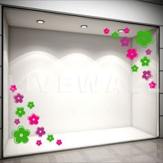 Αυτοκόλλητα βιτρίνας ανοιξιάτικα :: Blossom Vitrine Decals, Home Decor, Tags, Decoration Home, Room Decor, Decal, Interior Decorating