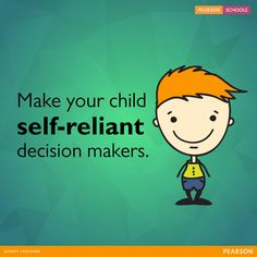 As parents you have spent years meeting many to all of your child's need. Striking a balance between allowing your children to do tasks for themselves and helping them when they seem to need or want is a talent of very powerful parents. This balance will make your child more confident in themselves while still feeling supported and properly mentored.