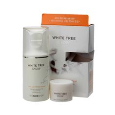 THEFACESHOP -- White Tree Snow Vita Lightening Serum