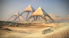 Mistério resolvido! Foi assim que as pirâmides do Egito foram construídas... - Sempre Questione