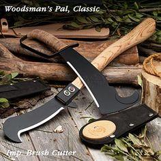 Improved Woodsman's Pal