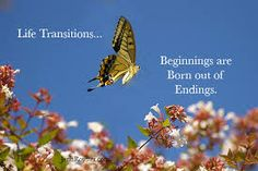 Neamat's new blog post on making transitions in your life.