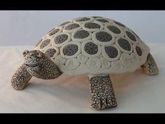 Keramik Eule - YouTube