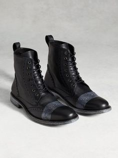 The Best Men s Shoes And Footwear   College Wingtip Boot Best Shoes For  Men 591cc31632215
