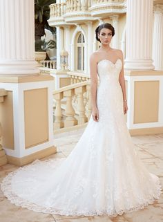 kitty Chen 2015 Spring Wedding Dress Bridal Collections ,court train lace wedding gowns
