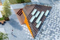 Tetris Square by Lab D+H « Landscape Architecture Platform | Landezine