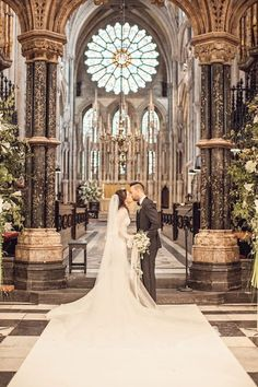 A Galia Lahav gown for glamorous Summer wedding at Durham Cathedral. Photography by Katy Melling. A Galia Lahav gown for glamorous Summer wedding at Durham Cathedral. Photography by Katy Melling. Church Wedding Photography, Wedding Photos, Wedding Ideas, Wedding Details, Wedding Posing, 1920s Wedding, Bridal Photography, Wedding Blog, Summer Wedding