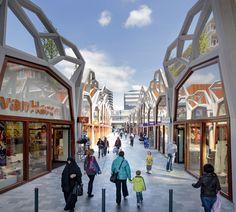 Nieuwegein Transformatie Stadscentrum
