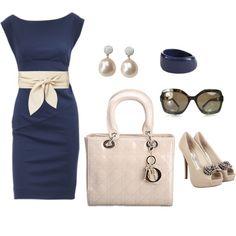Elegant outfit, I love