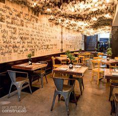 Officina Restô Bar - projeto Cristiana Brenner